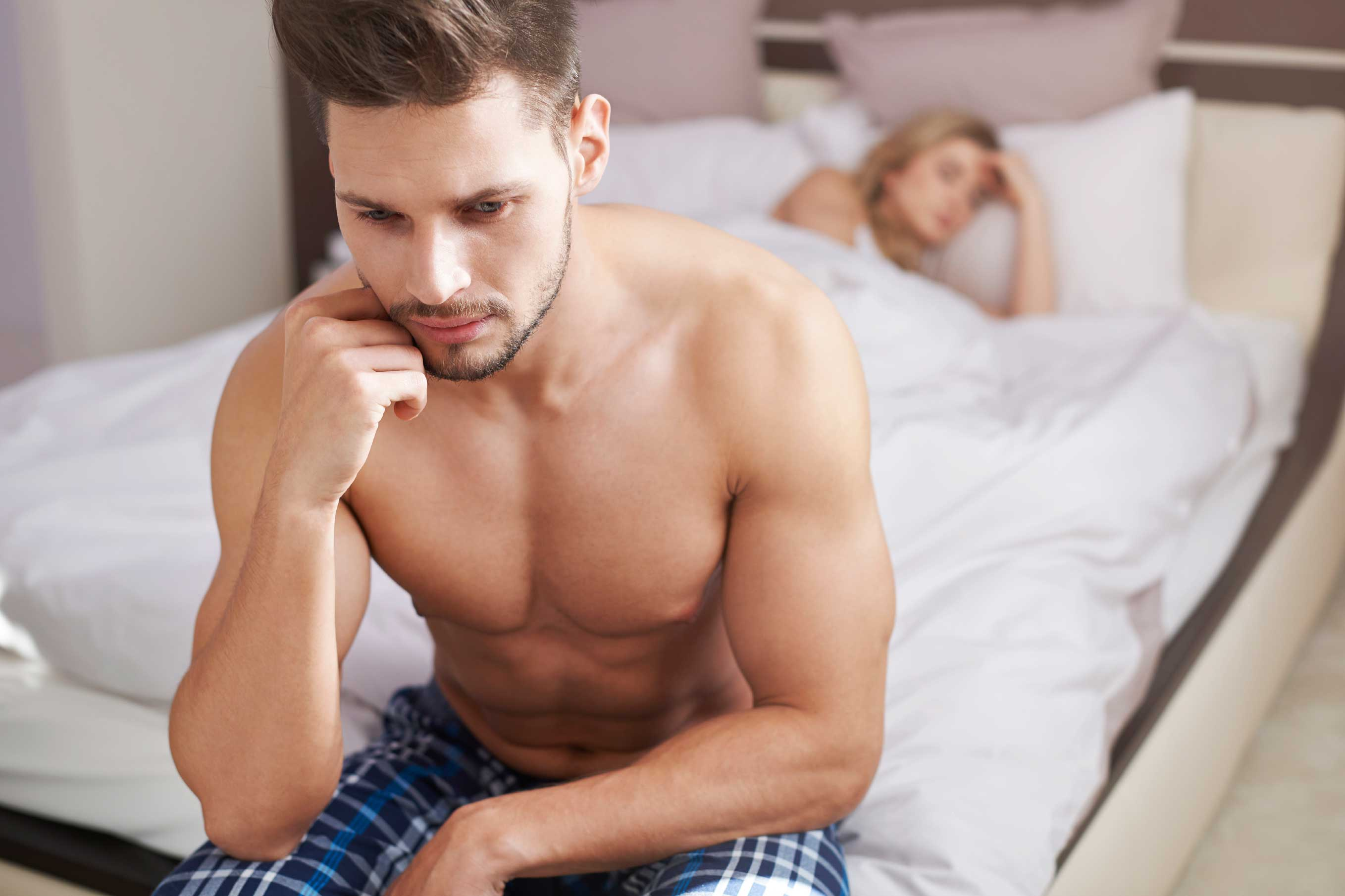Men losing interest in sex